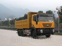 红岩牌CQ3255HTG404型自卸汽车