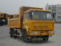 SAIC Hongyan CQ3255TRG334 dump truck