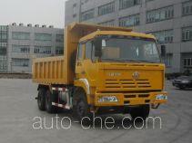 SAIC Hongyan CQ3255TRG384 dump truck