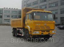 红岩牌CQ3255TRG384型自卸汽车