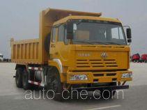 SAIC Hongyan CQ3255TRG384B dump truck