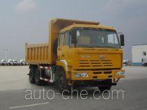 SAIC Hongyan CQ3255TRG444 dump truck