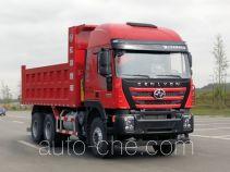SAIC Hongyan CQ3256HMDG404L dump truck