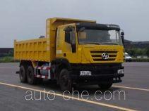 红岩牌CQ3256HMVG384BS型自卸汽车