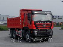 SAIC Hongyan CQ3256HMVG384S dump truck