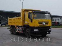 红岩牌CQ3256HTDG404L型自卸汽车