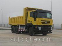 红岩牌CQ3256HTG384TB1型自卸汽车