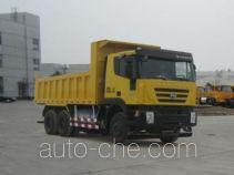 红岩牌CQ3256HTG424TB型自卸汽车