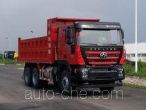 红岩牌CQ3256HTVG404L型自卸汽车