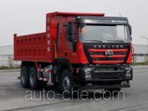 SAIC Hongyan CQ3256HTVG424L dump truck