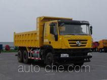 SAIC Hongyan CQ3256HXDG424L dump truck