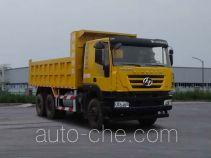 红岩牌CQ3256HXVG364S型自卸汽车