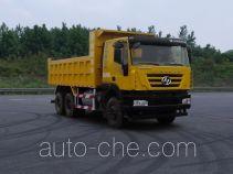 SAIC Hongyan CQ3256HXVG384BS dump truck
