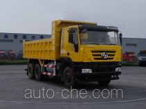 SAIC Hongyan CQ3256HXVG384S dump truck