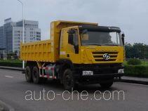 SAIC Hongyan CQ3256HXVG404L dump truck