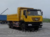 红岩牌CQ3256HXVG404S型自卸汽车