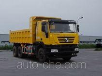 SAIC Hongyan CQ3256HXVG444L dump truck