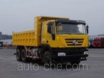 红岩牌CQ3256HXVG474L型自卸汽车