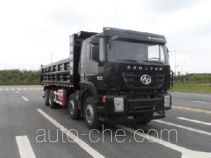 SAIC Hongyan CQ3315HTDG306L dump truck
