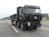 SAIC Hongyan CQ3315HTDG306S dump truck