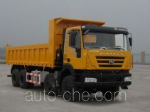 SAIC Hongyan CQ3315HTG306B dump truck