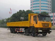 SAIC Hongyan CQ3315HTG466F dump truck