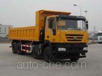红岩牌CQ3315HXDG396L型自卸汽车