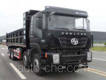 SAIC Hongyan CQ3315HXDG486L dump truck