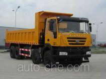 红岩牌CQ3315HXVG396L型自卸汽车