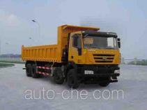 红岩牌CQ3315HXVG426L型自卸汽车