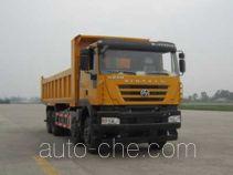 红岩牌CQ3315HXVG466L型自卸汽车