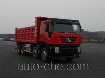 红岩牌CQ3316HMDG276L型自卸汽车