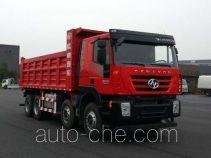红岩牌CQ3316HMDG276LB型自卸汽车