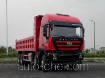SAIC Hongyan CQ3316HMVG306L dump truck