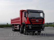 红岩牌CQ3316HMVG306S型自卸汽车