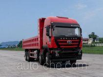 红岩牌CQ3316HMVG336L型自卸汽车