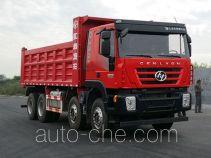红岩牌CQ3316HMVG336S型自卸汽车