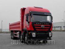 SAIC Hongyan CQ3316HMVG366L dump truck