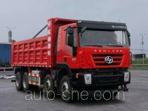 红岩牌CQ3316HTDG306S型自卸汽车