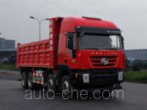 红岩牌CQ3316HTDG336L型自卸汽车