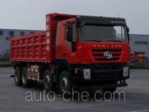红岩牌CQ3316HTDG336S型自卸汽车