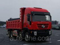 红岩牌CQ3316HTDG366L型自卸汽车