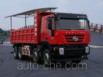 红岩牌CQ3316HTDG366S型自卸汽车