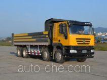SAIC Hongyan CQ3316HTG366TBA dump truck