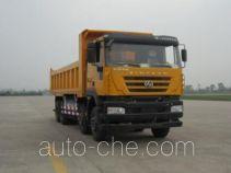 红岩牌CQ3316HTG396TB型自卸汽车