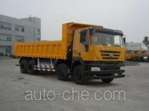 SAIC Hongyan CQ3316HTG426TB dump truck