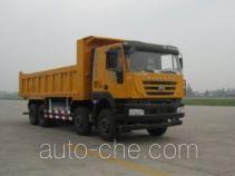 红岩牌CQ3316HTG486TB型自卸汽车