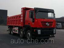 红岩牌CQ3316HTVG276L型自卸汽车