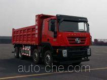 红岩牌CQ3316HTVG276LB型自卸汽车
