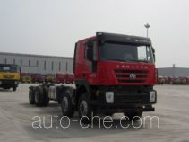 SAIC Hongyan CQ3316HTVG30-366 dump truck chassis